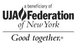 UJA Federation beneficiary