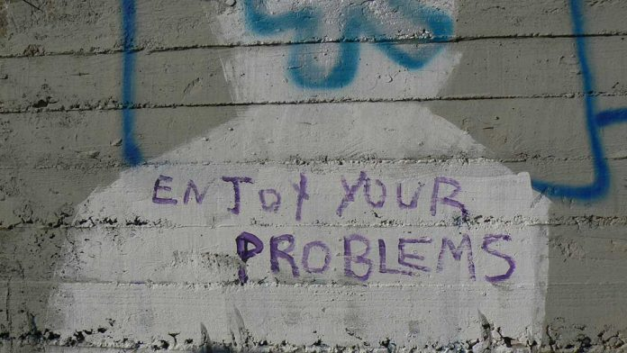Enjoy Your Problems by Aliza Abusch-Magder
