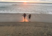 Friends Sunset - Aliza Abusch-Magder - jGirls Magazine