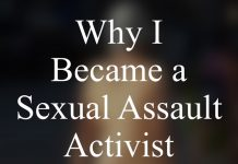 Sexual Assault Activist