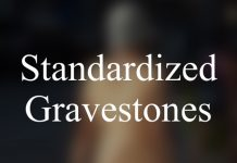 Standardized Gravestones - jGirls Magazine