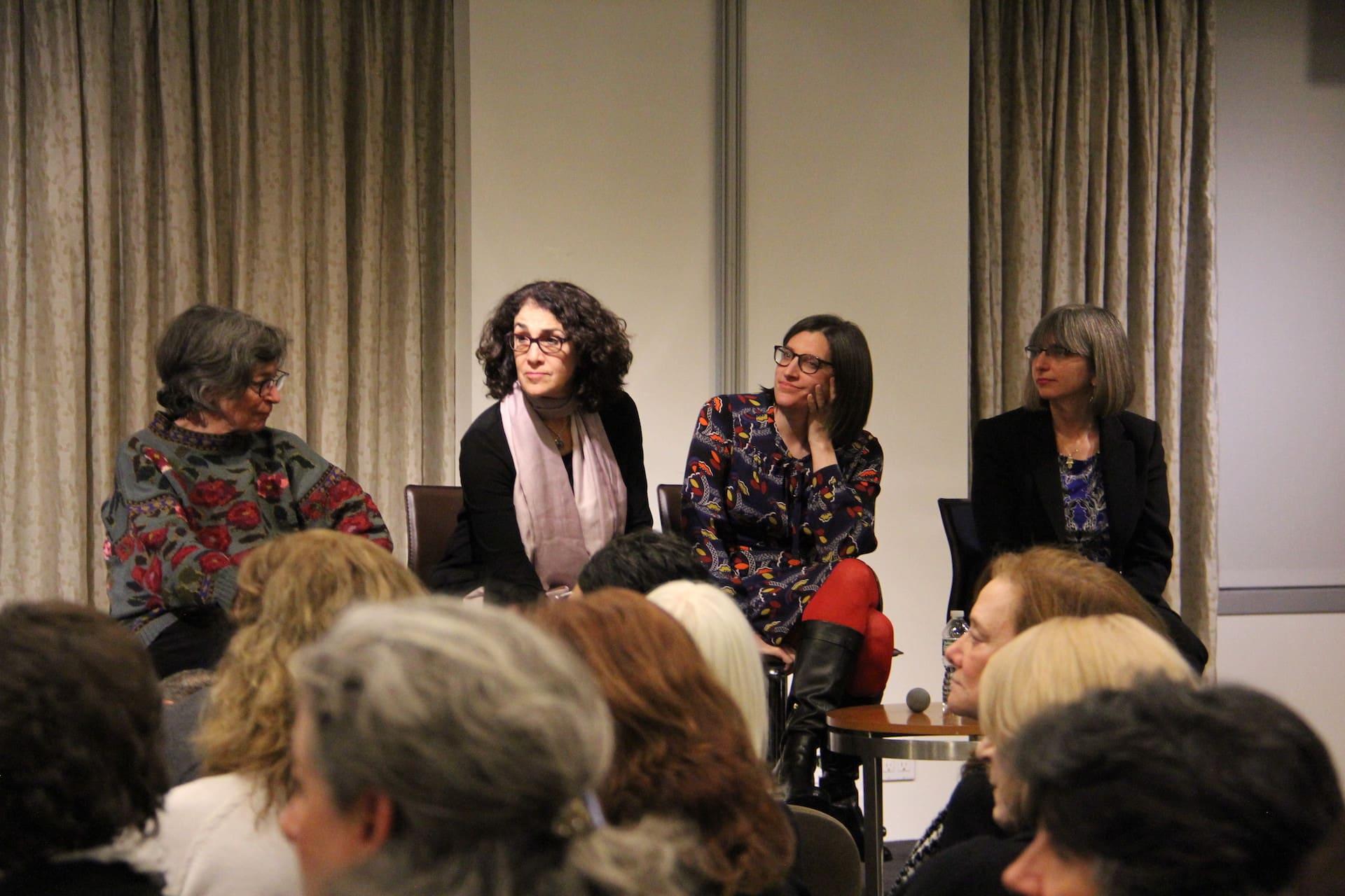 JWFNY panelists