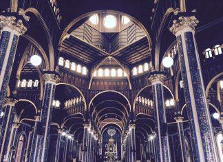ChurchCeiling - ChalotteDaniels