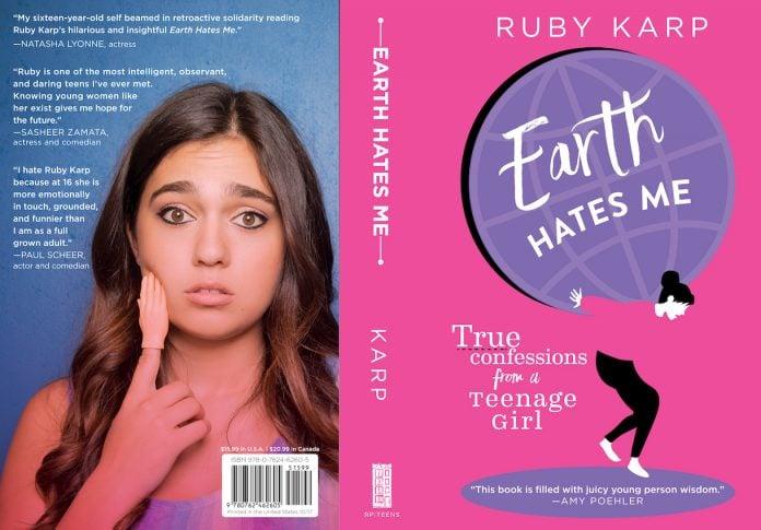 Ruby Karp Profile - Audrey Honig