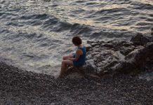 Ocean Obliteration by Arielle Goldman - Photo by Elena Eisenstadt