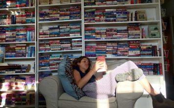 Becoming a Reader by Eva Strelitz-Block - Photo by Aliza Abusch-Magder