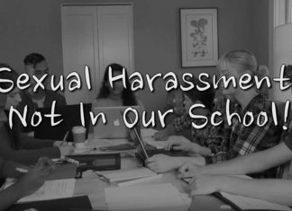 Sexual Harassment: Not in our School