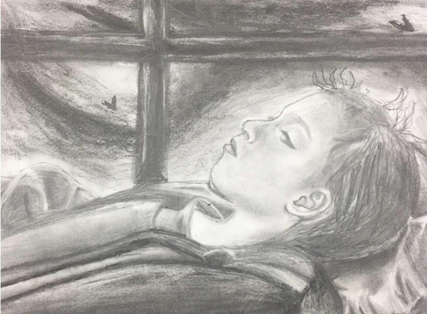 Deep Sleep by Isabel Carr