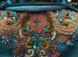 Too Jeweled by Rama Lapidus - Photo by Molly Voit