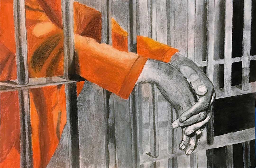 Behind Bars by Tali Feen