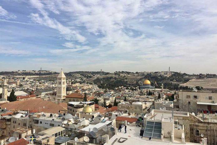 The Last Death of Jerusalem by Aydia Caplan - Photo by Jade Lowe