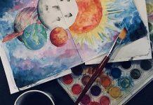 The Universe As We Know It by Gefen Beldie