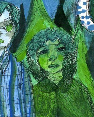 The Woods by Eliana Shapere