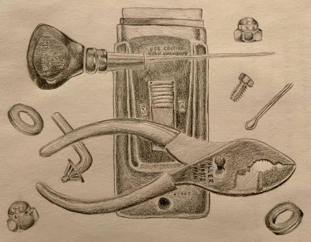 Tool Box by Hani Weiman