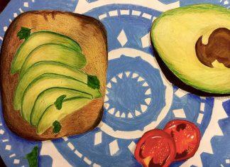 Breakfast Part 1 by Hannah Solomon