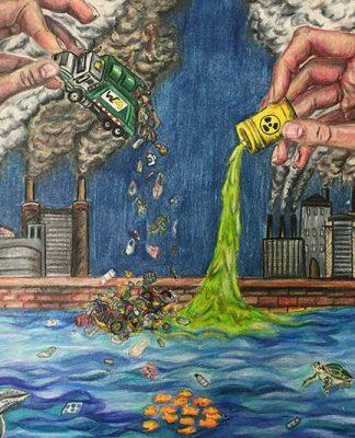 Waste Management by Isabella Brown