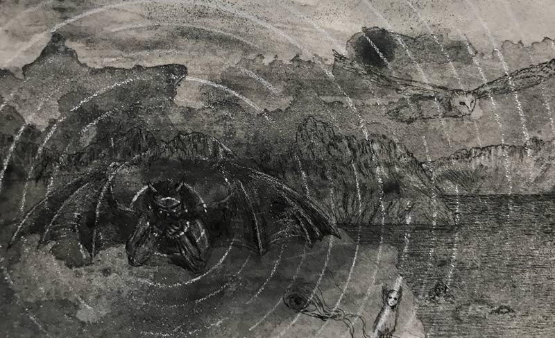 Dante's Hell_3 by Sophie Frankel