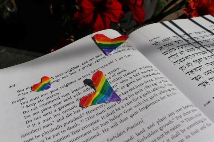 Living as an LGBTQ+ Orthodox Teen by Rivka Schafer - photo by Sonja Lippmann
